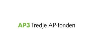 AP3 Tredje AP-fonden logotype