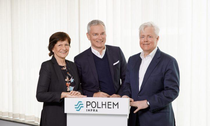 Polhem Infras ägarbolags VDar Kerstin Hessius, Johan Magnusson, Niklas Ekvall