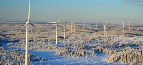 Polhem Infra vindkraftspark